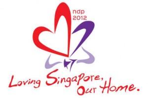 Singapore National Day Parade (NDP) 2012