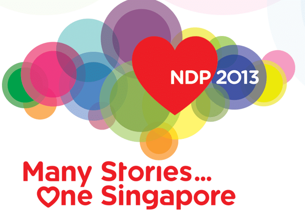 Singapore Day 2013 – Many Stories, One Singapore