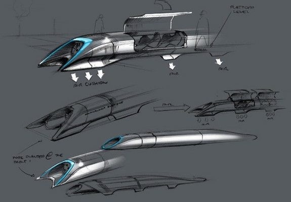 Hyperloop: Will the Future of Hi-Tech be Open Source