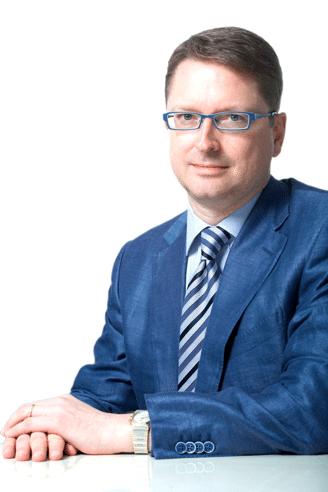 Bob Pickard -  Asia CEO, Huntsworth