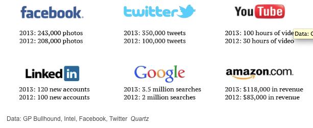 Internet use 2013