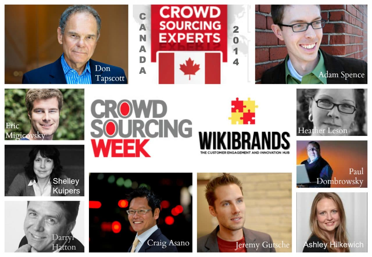 Crowdsourcing Leaders - Canada