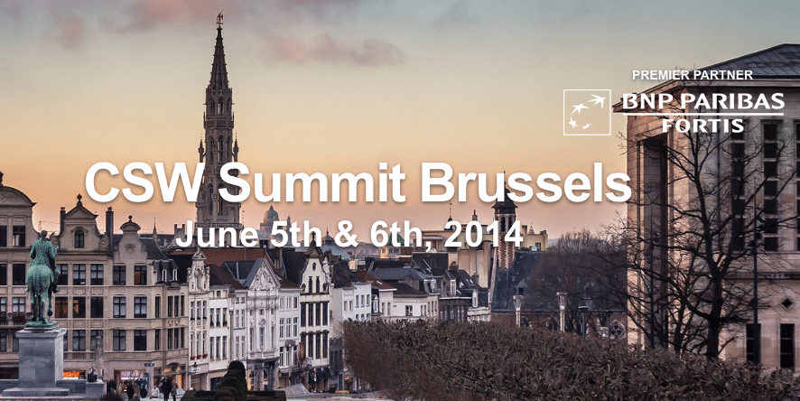 CSW Summit Brussels