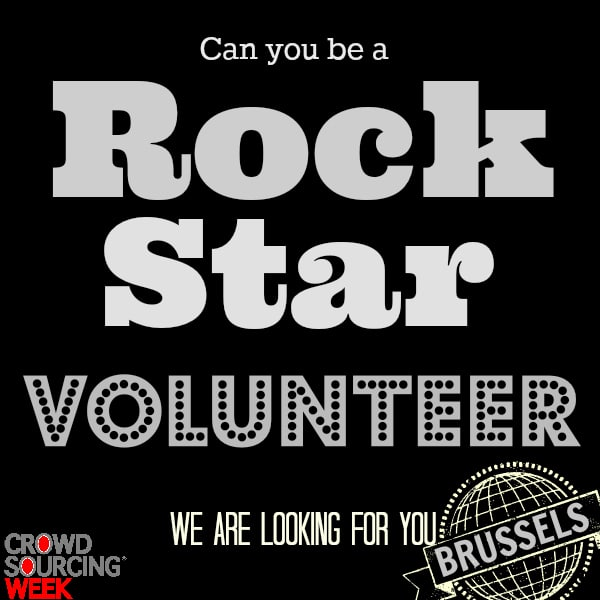 VOLUNTEER - BRUSSELS