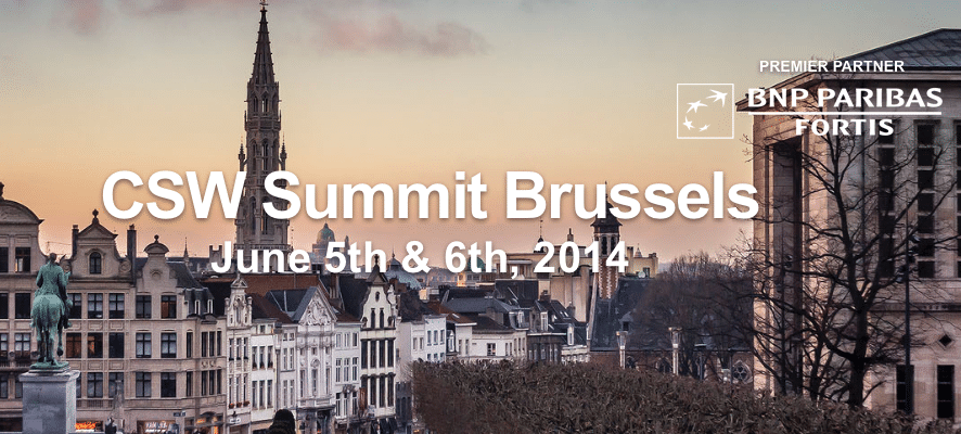 CSW Summit Brussels: A Primer on the Collaborative Economy for Decision Makers