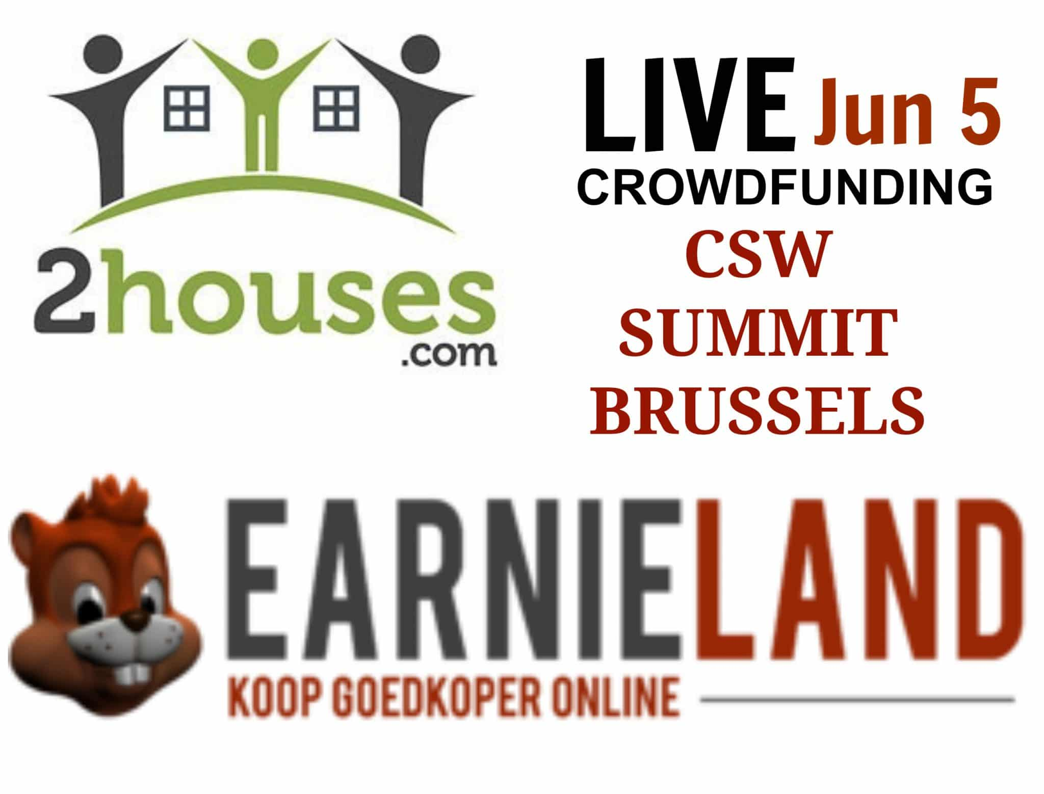 LIVE Crowdfunding Round At CSW Brussels with MyMicroInvest