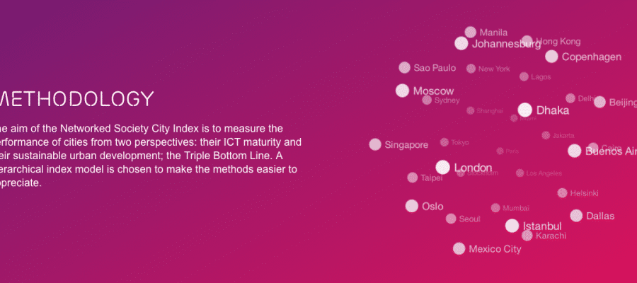 Ericsson Incorporates Crowdsourcing Into Networked Society Cities Index
