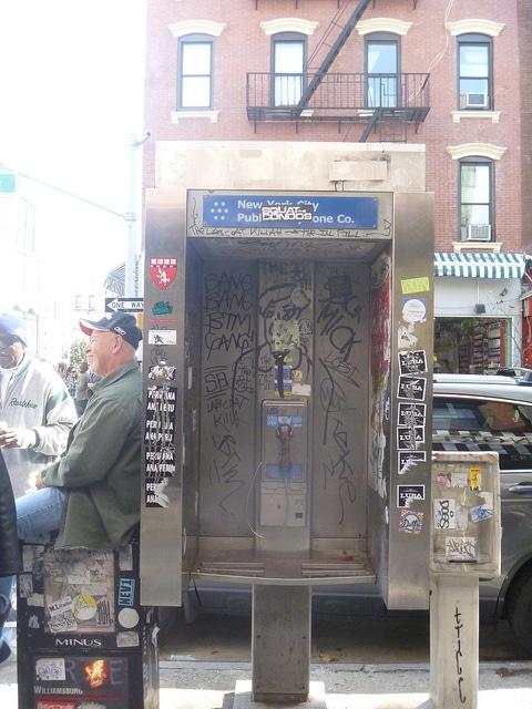 NYC Payphone
