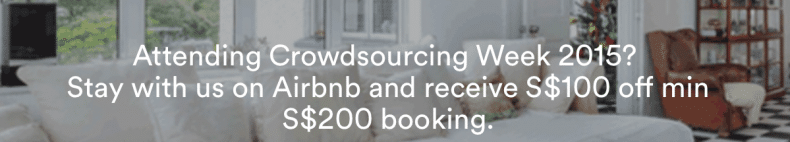 Airbnb CSW Global 2015