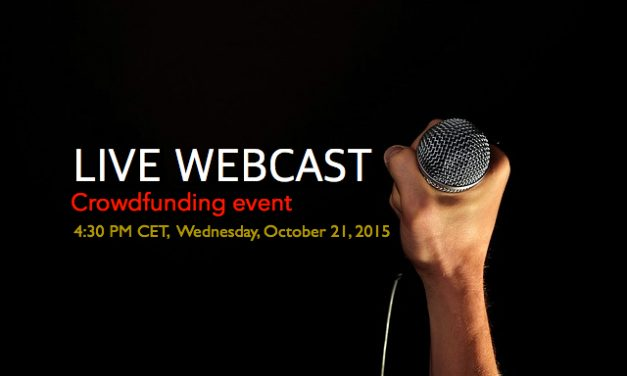 Live Webcast of Smart City Startups Crowdfunding Session at CSW Europe 2015