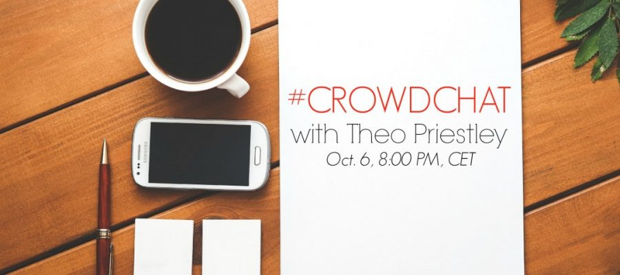 Technology and Crowds, What's Next – #Crowdchat with Theo Priestley