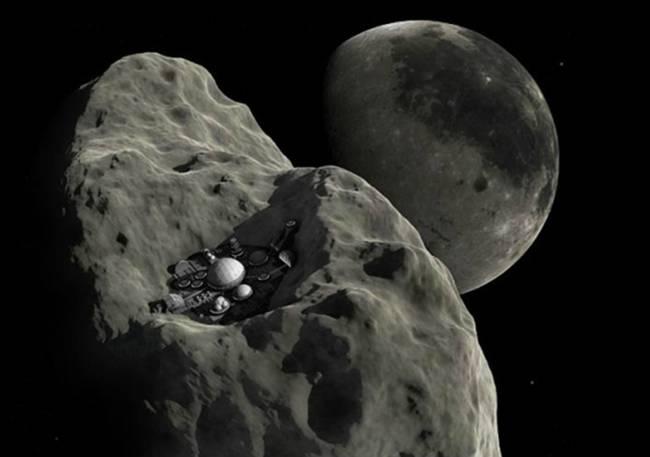 space_mine