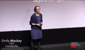 Emily Mackay - CSWGlobal 16