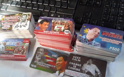 Will Crowdfunding and Ingenuity Usher this Philippine Candidate into the Presidency?