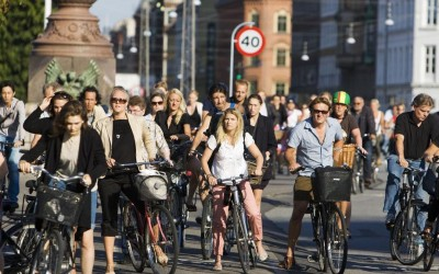 Citizen Engagement Rewarded in Copenhagen with Greater Urban Mobility