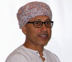 Osama Manzar - headshot