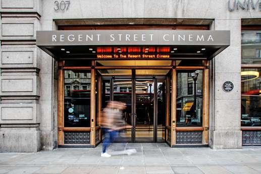 Regent Street Cinema Image