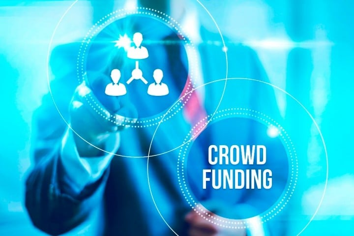 Crowdfunding image, Crowdsourcing Week