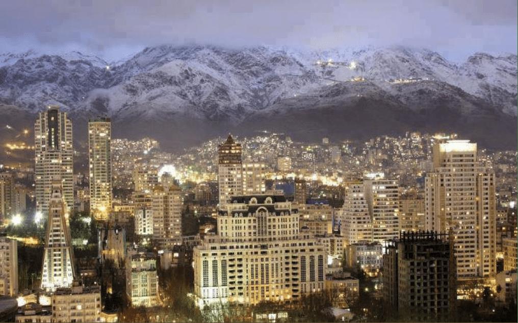 Image of Tehran