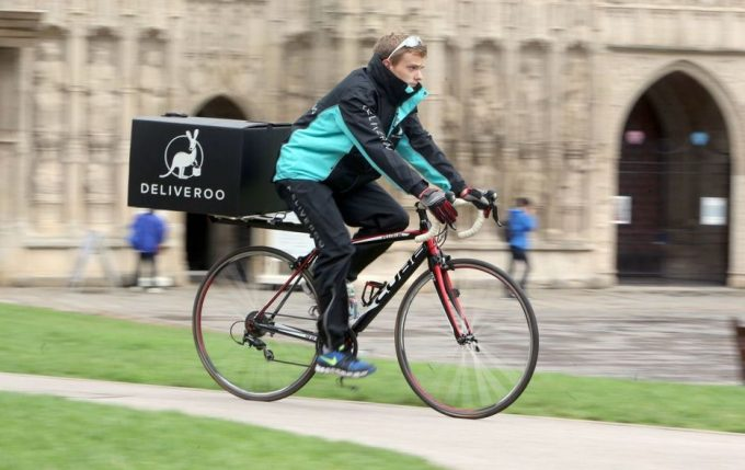 "Deliveroo's attempted new pay deal a return to ""bad old days""?"