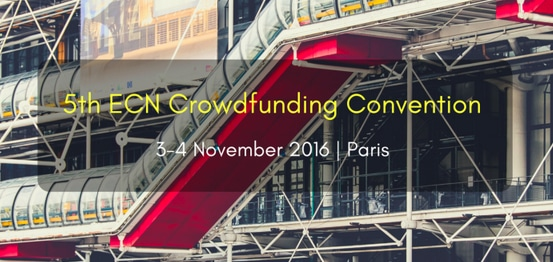 5th ECN Crowdfunding Convention is a must-attend event