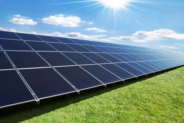 Is there a sustainable future for solar energy?