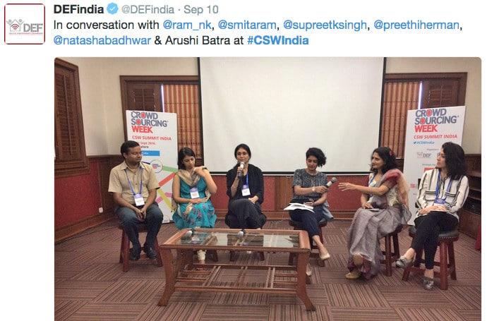 CSW Summit Bangalore Recap
