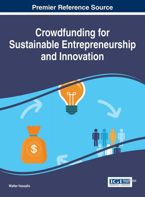 Editor of new crowdfunding book presents at CSW Europe 2016