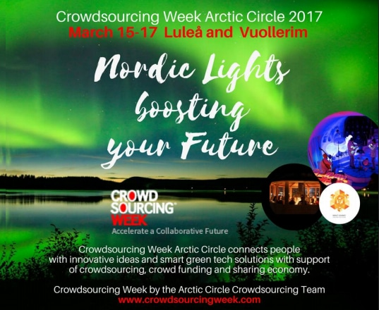Arctic Circle Summit March 15-17 2017