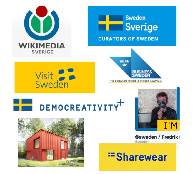 Crowdsourcing projects extend 'international branding' for Sweden
