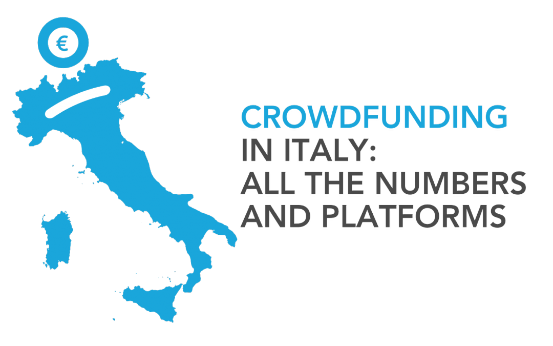 Crowdfunding in Italy: all the numbers and platforms
