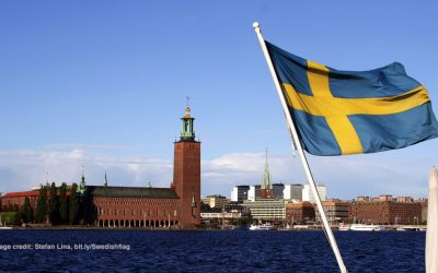 Sweden is the top country to invest in*
