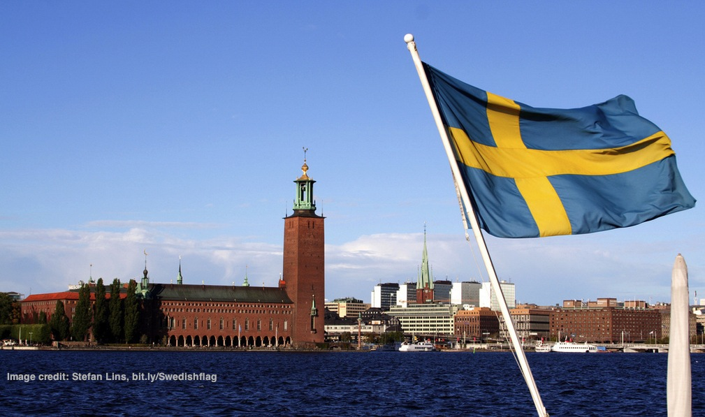 Sweden is the top country to invest in