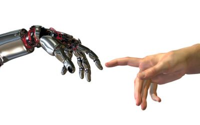 AI + HI: Artificial intelligence (AI) + Human intelligence (HI) = (collective) intelligence (amplified) or super intelligence