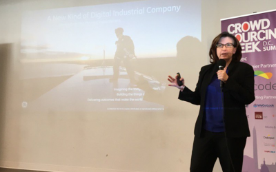 Open Innovation at GE: The Power of the Global Crowd [Q&A]