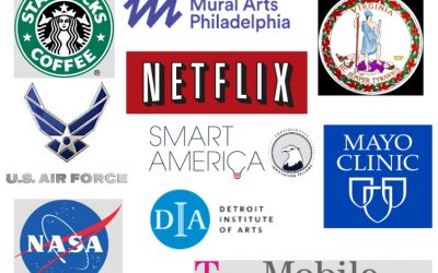Benefits of effective crowdsourcing shown by 10 top US projects