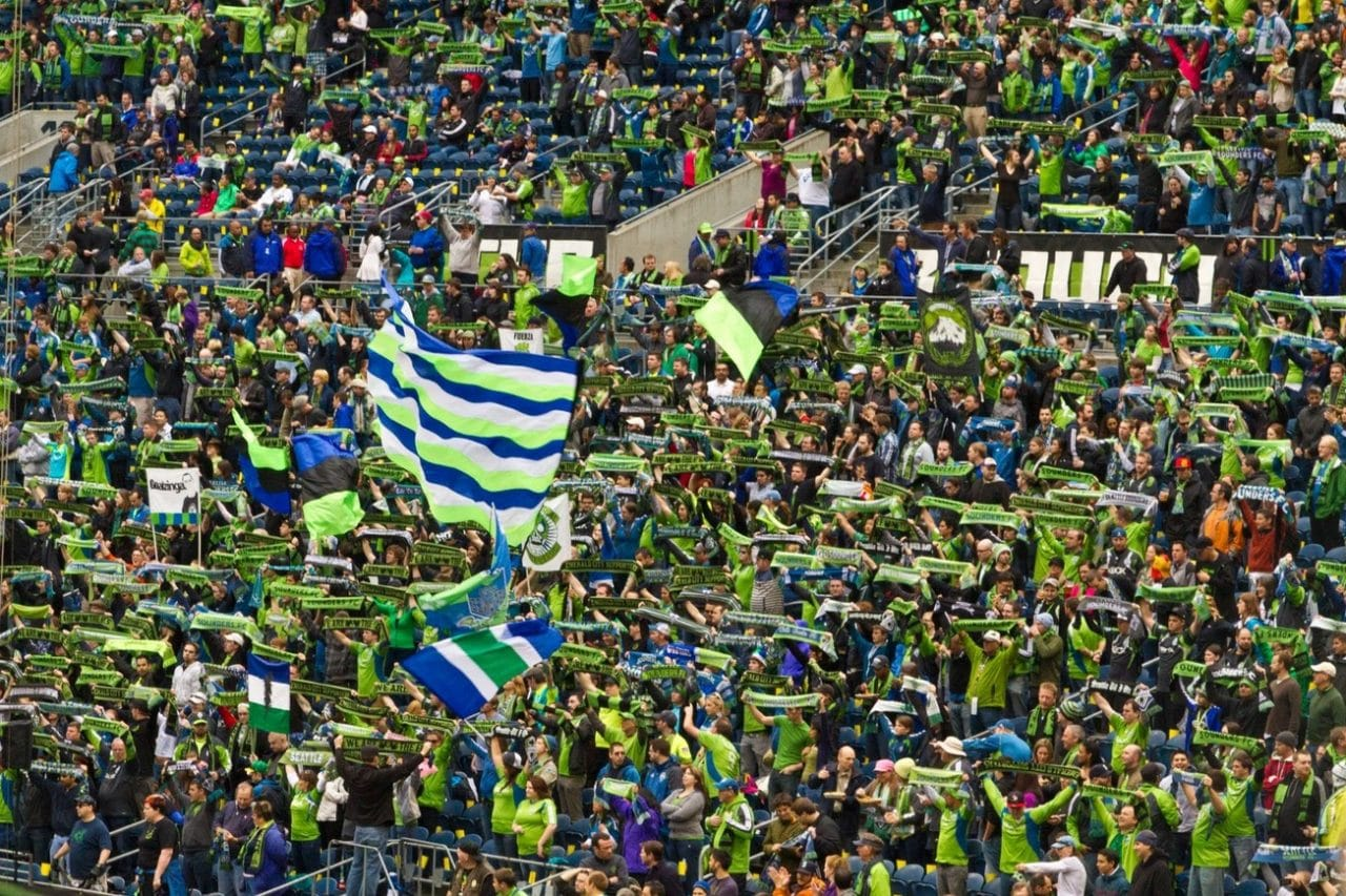 Seattle's soccer team rose to the top through crowdsourcing