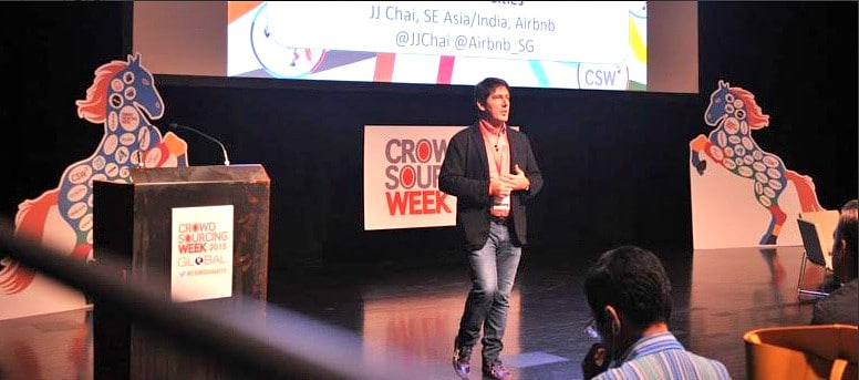 A message from Crowdsourcing Week's CEO