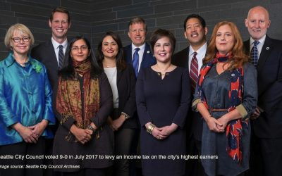 Ahead of CSW Summit Seattle the City Council vote for enforced public crowdfunding – income tax!