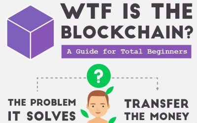 An Ultimate Beginner's Guide to BlockChain [Infographics]