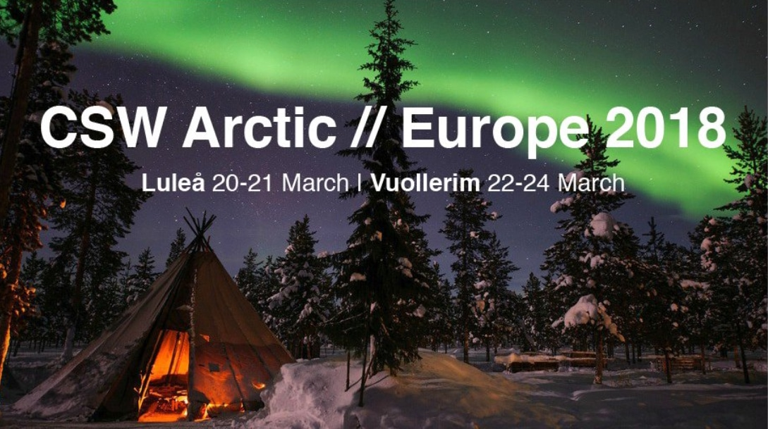 Get up close with international crowdsourcing experts at CSW's Arctic Circle Conference
