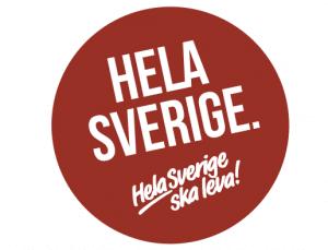 Hela Sverige ska leva