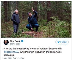 Sweden leads sustainable forestry and agriculture