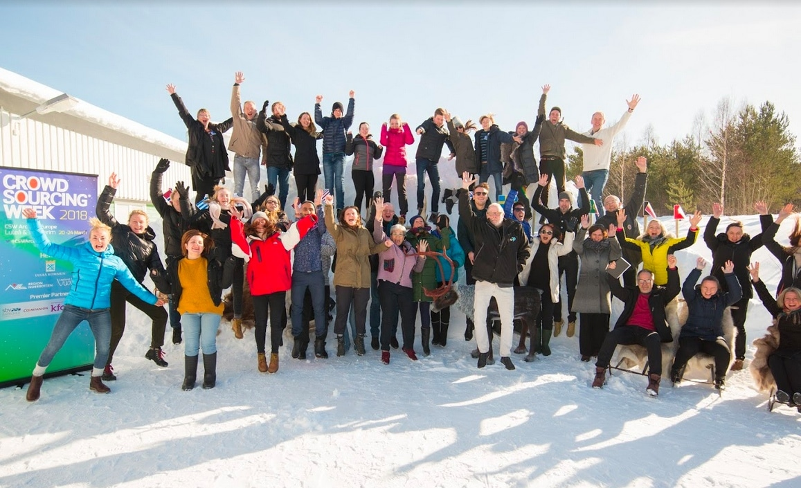 Lessons from a Vital Collaborative Lifestyle in Swedish Lapland