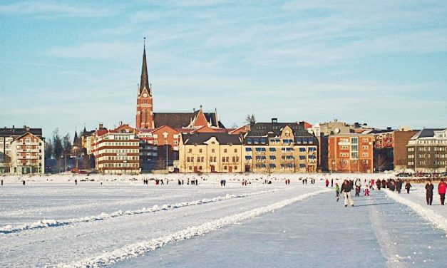 CSW's Conference in Swedish Lapland Starts in Luleå