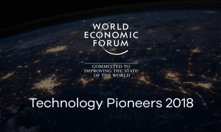 Global Recognition for Horizon State from Davos Organizers
