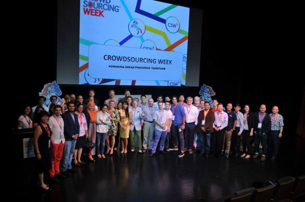 Crowdsourcing Week Conference