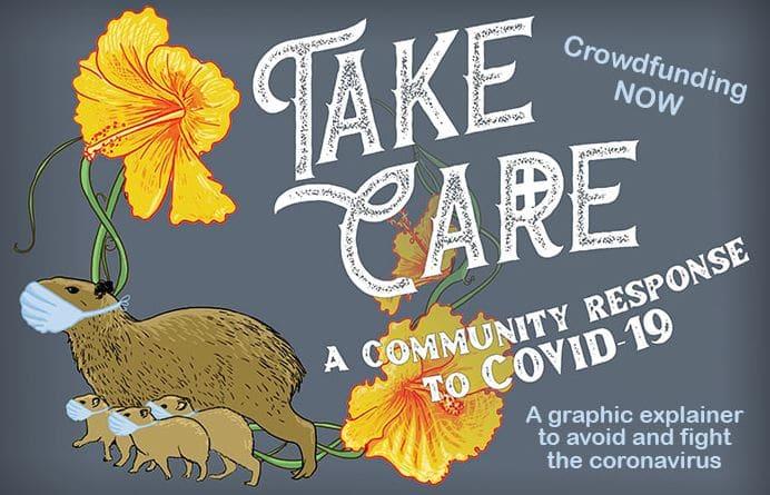 Crowdfunding Projects Around the World to Tackle Coronavirus