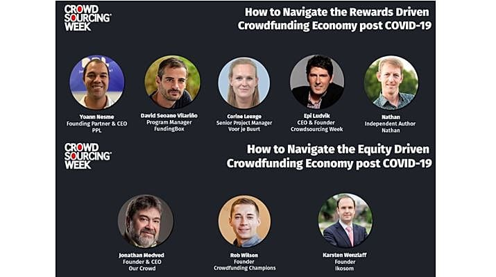 Our Virtual Crowd Summit on Crowdfunding – the Euro-Crowd