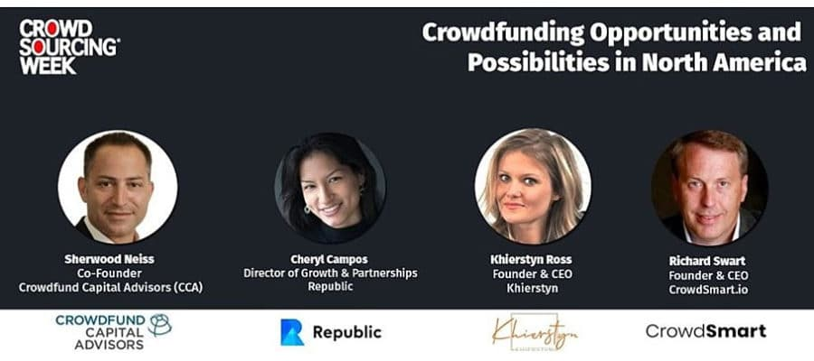 Our June 11 Virtual Crowd Summit on Crowdfunding – the North American Crowd